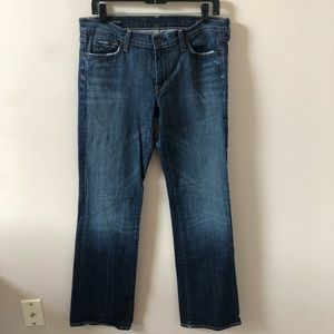 Citizens of Humanity Kelly Bootcut Jean- Size 31